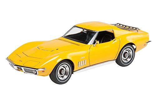 Revell Motor-City Muscle '69 Corvette Coupe Yenko 2-in-1 Plastic Model Kit