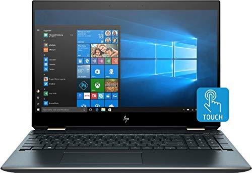 "Preisvergleich Produktbild HP Spectre x360 15-df1008ng 15, 6"" UHD IPS Touch,  Intel i7-9750H,  16GB RAM,  2TB SSD,  GTX 1650,  Windows 10"