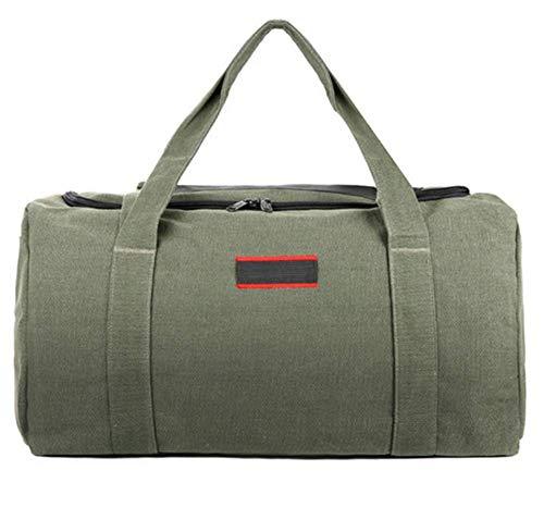 HW reistas met grote capaciteit, handbagageruimte, Canvas mobiele sporttas