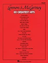 Lennon and McCartney 60 Greatest Hits: Violin