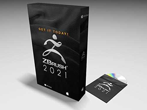 ZBrush 2021, by Pixologic Inc - Licencia COMERCIAL permanente - Software de...