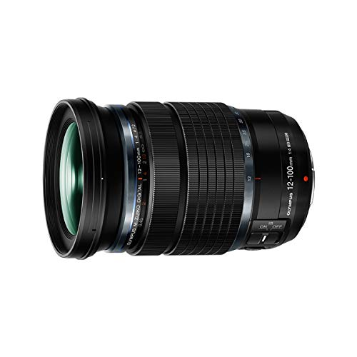 Olympus m. Zuiko digital ed 12-100mm f4. 0 pro lens, for micro four thirds cameras