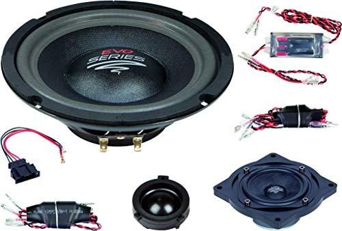 AUDIO SYSTEM MFIT VW Golf 5 EVO2 150W Compo System Lautsprecher kompatibel mit...