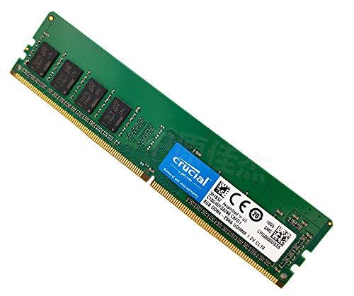 Crucial デスクトップメモリ PC4-21300(DDR4-2666) 8GB UDIMM CT8G4DFS8266【永久保証】[並行輸入品]