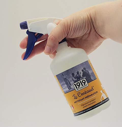 Nettoyant avant peinture - dégraisse, nettoie et facilite l'accroche - 'Le Costaud' 450ml 1919 BY MAULER