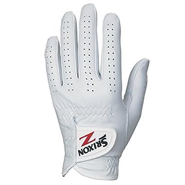 Srixon Mens Z Cabretta Golf Gloves, White, Extra-Large, Left Hand