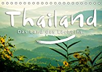 Thailand - Das Land des Laechelns. (Tischkalender 2022 DIN A5 quer): Tropische Straende, eindrucksvolle Tempel, imposante Buddahstatuen (Monatskalender, 14 Seiten )