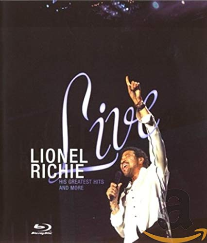 Live: His Greatest Hits & More [Blu-ray]