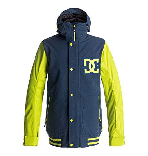 DC Shoes DCLA - Snow Jacket for Men - Snow Jacke - Männer - XS - Grün