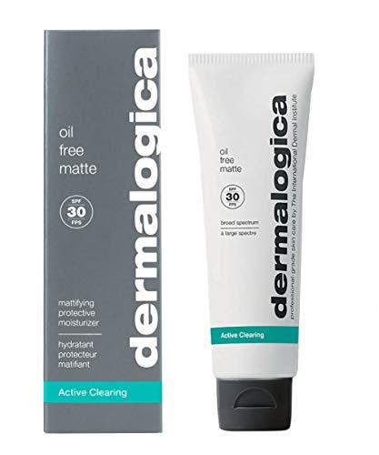 Dermalogica Oil Free Matte SPF30, 1.7 Fl Oz