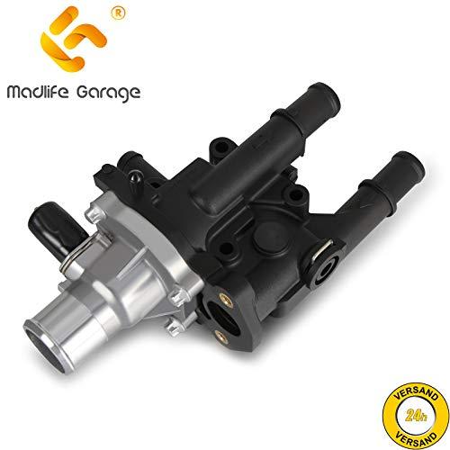Madlife 55353311 55577073 - Carcasa para termostato de garaje para Astra H MK5 Vectra Zafira Insignia