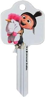 Despicable Me 3 Agnes UL2 Universal Key Blank
