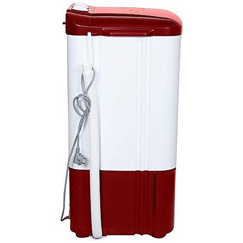 Onida 6.5 kg Washer Only (WS65WLPT1LR Liliput, Lava Red)