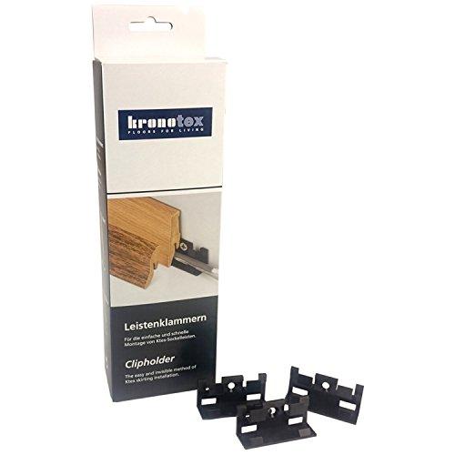 KRONOTEX Leistenklamern - Sie kaufen 1 Paket (Leistenklammern, Leistenklammer)