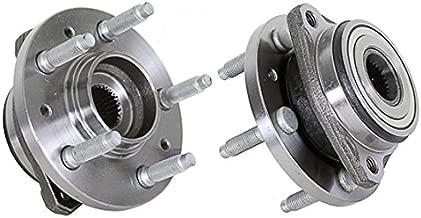 Callahan C513156X2 [2] Pair FRONT Premium Grade [ 5 Lug ] Wheel Hub Bearing Assemblies [ 513156 ]