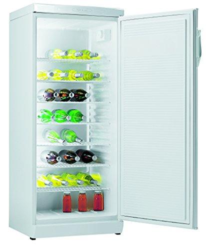 Gorenje RVC6299W Flaschenkühlschrank / Abtau-Vollautomatik   / 7 Abstellroste, davon 6 höhenverstellbar / weiß