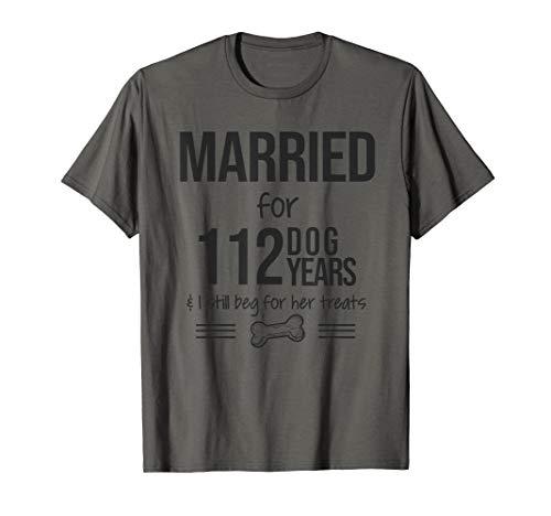 16 Year Anniversary Gift, 16th Wedding Anniversary, For Him T-Shirt