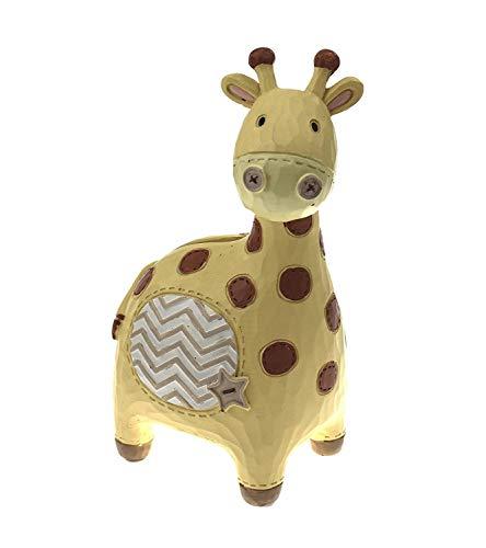 Arche Noah Spardose, aus Harz Giraffe