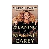 Mariah Carey Sängerin Leinwand-Poster, Wandkunst,