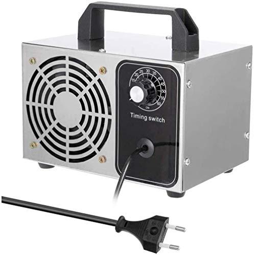 Limpiador de generador de ozono portátil para generador de ozono comercial, desodorante industrial, purificador de aire para máquina de ozono