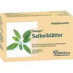 Salbeiblaetter Filterbtl., 20 St