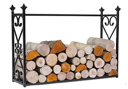 CookKing Brennholzgestell Aldi für Holz für Feuerschale 60x90x25cm