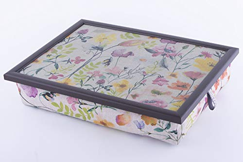Andrews Knietablett mit Kissen Cottage Garden Flower