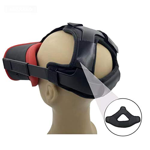 Review Of Aurrako Head Strap Headband for Oculus Quest Virtual Reality VR Headset Accessories, Comfo...