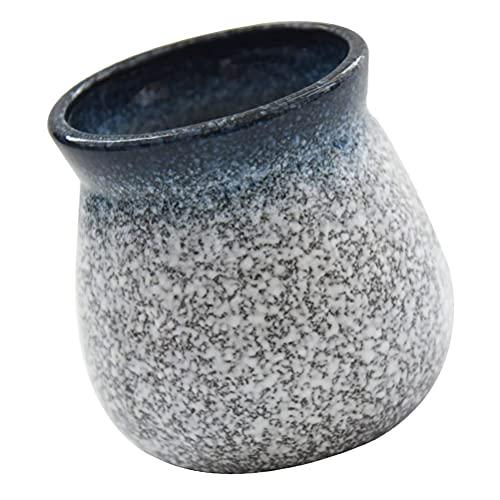 Cabilock Vitange Keramik Utensil Halter für Arbeitsplatte Utensilien Halter Organizer für Gabeln Löffel Geschirr Spülmaschinenfest