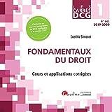 Fondamentaux du droit DCG 1