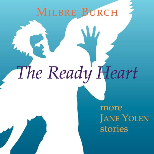 The Ready Heart audiobook cover art