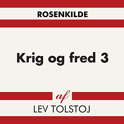 Krig og fred 3 cover art