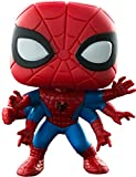 Funko Pop! Marvel # 313 Six Arm Spider-Man + Pop Protector [Sin Etiqueta]...