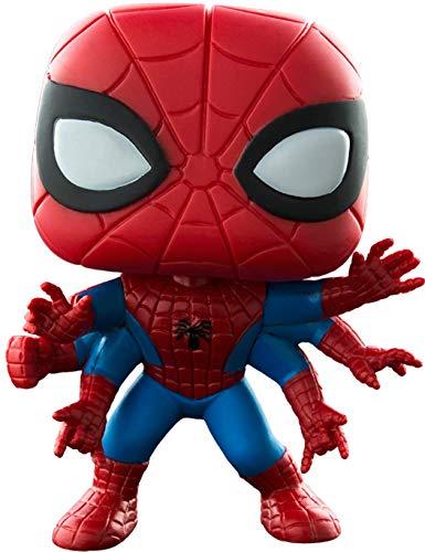 Funko Pop! Marvel # 313 Six Arm Spider-Man + Pop Protector [Senza Adesivo]