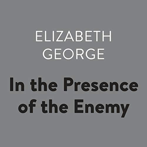 In the Presence of the Enemy audiobook cover art