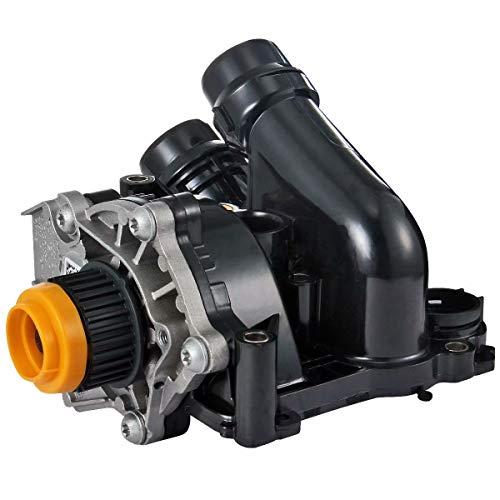 BOLV Thermostat de pompe à eau pour A4 A5 Quattro 06H121026