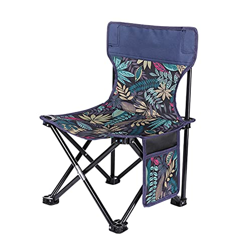 Folding Camping Chair Lightweight Portable Heavy Duty Chair For Outdoor Camp, Travel, Fishing, Beach, Picnic, Festival, Hiking, Lightweight Backpacking