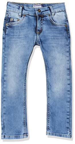Salt & Pepper Jungen 03120190 Jeans, Blau (Original 099), (Herstellergröße: 122)