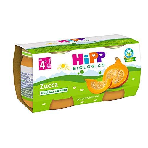 HiPP Pumpkin Organic 2x80g homogénéisé