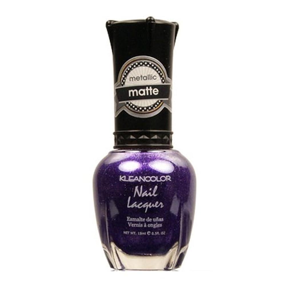 ミケランジェロ注釈臨検(6 Pack) KLEANCOLOR Matte Nail Lacquer - Bright&Breezy (並行輸入品)