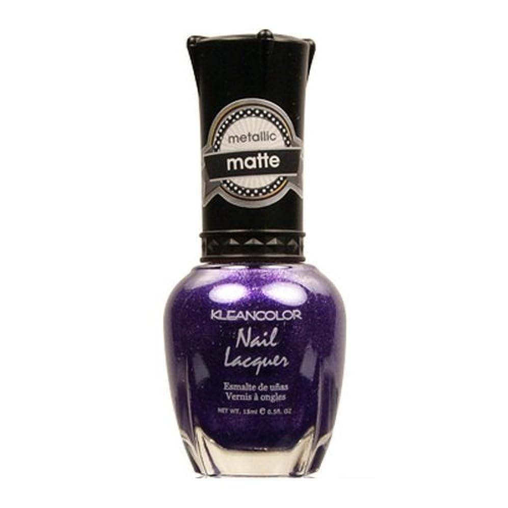 手がかりびっくりするペネロペ(3 Pack) KLEANCOLOR Matte Nail Lacquer - Bright&Breezy (並行輸入品)