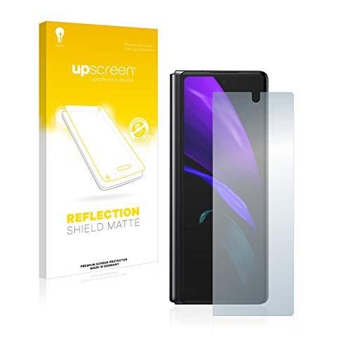 upscreen Protection Ecran Anti-Reflet Compatible avec Samsung Galaxy Z Fold 2 Film Protection Mat