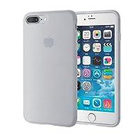 エレコム iPhone 7 Plus/シリコンケース/クリア PM-A16LSCCR