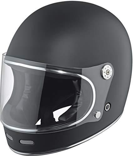 Held Root Stuoia di moto casco nero