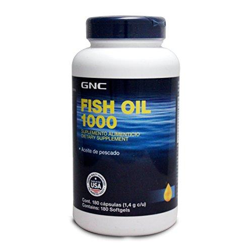 GNC Fish Oil 1000 180 caps