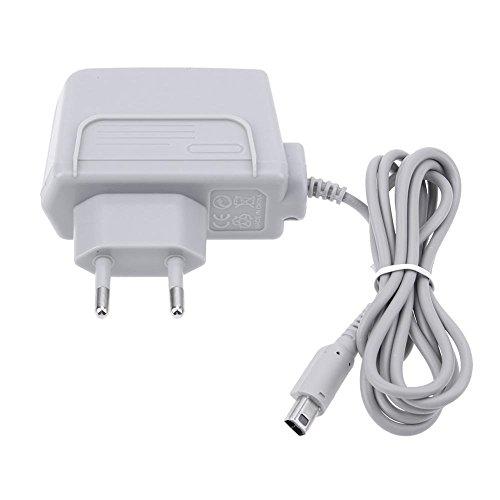 Cable de Adaptador de Corriente del Cargador para Nintendo 3DS XL, DC 4.6v, Adaptador 450mA