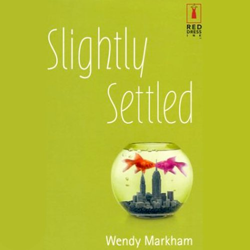 Slightly Settled audiobook cover art