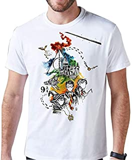 Camiseta Harry Potter Camisa Filmes FHP2