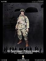 「AC」Facepoolfigure FP-002 1/6 キャラクター ミリタリー 兵士 パイロット 空挺 可動 アクション フィギュア 素体 ヘッド 服 フルセット Bスペシャル版