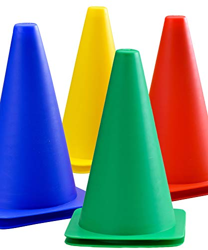 Activity Cones For Kids - Juego Completo de 8. Un Gran Juego...